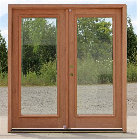 Exterior Door With Window All Glass Exterior Doors Home Design