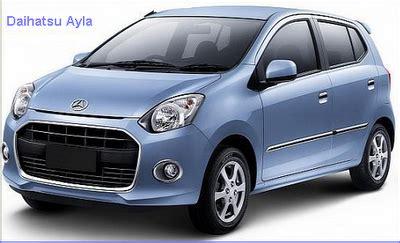 Sarung Mobil Tipe Sedan Ukuran Kecil spesifikasi dan harga mobil murah daihatsu ayla berita ane