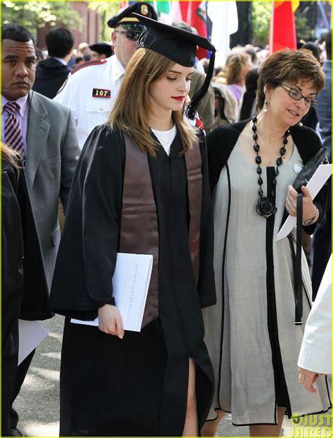 emma watson college major emma watson brown university graduation www imgkid com