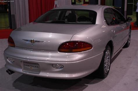 chrysler concorde 2003 2003 chrysler concorde information and photos momentcar