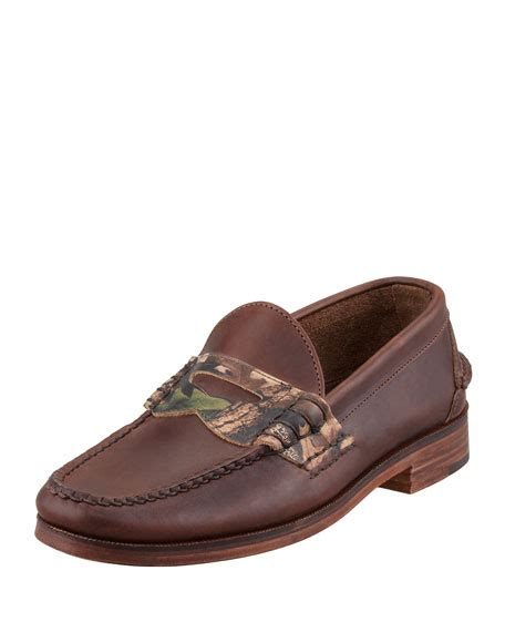 maine loafers eastland made in maine eastbrook usa camo loafer
