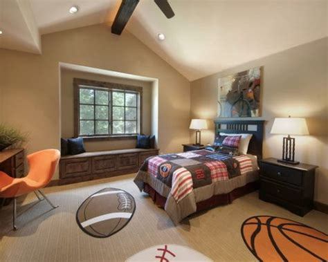 Sports Themed Bedroom » Home Design 2017