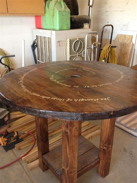 wire reel table 25 best ideas about cable reel on cable reel