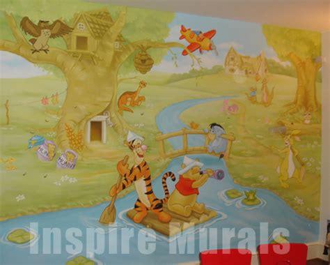 winnie the pooh wall murals winnie the pooh wall mural