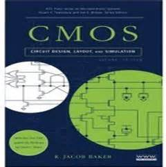 cmos circuit design layout and simulation free ebook download 明新科大圖書館 好書推薦