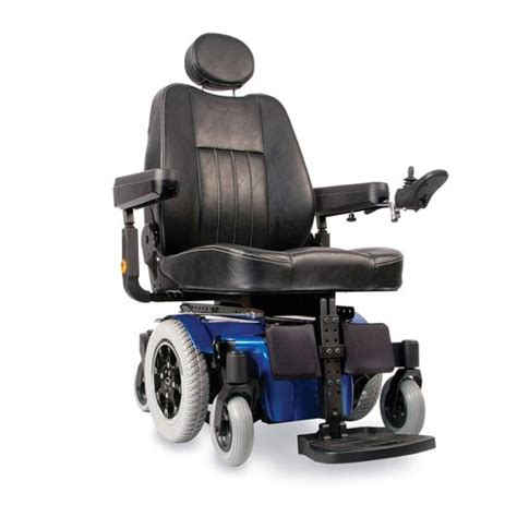 Sunrise Medical Quickie Pulse Series Power Wheelchair