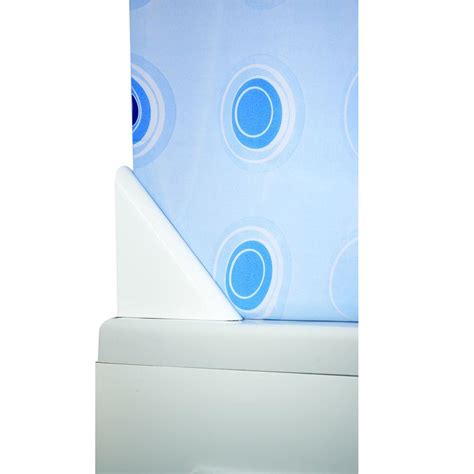 Shower Screen Drip Guard by Home Storage Hooks The Home Depot