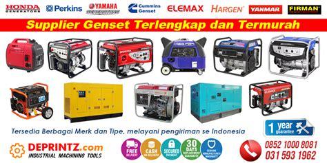 Harga Genset Merk Maestro generator listrik yamaha et 1 2tak daftar harga terbaru