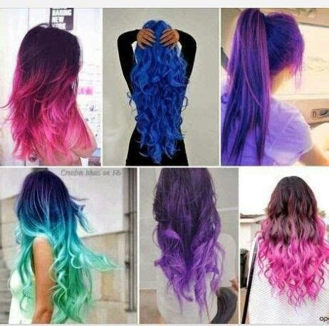 cool hairstyles and colours these are some really cool hair coloring ideas for the