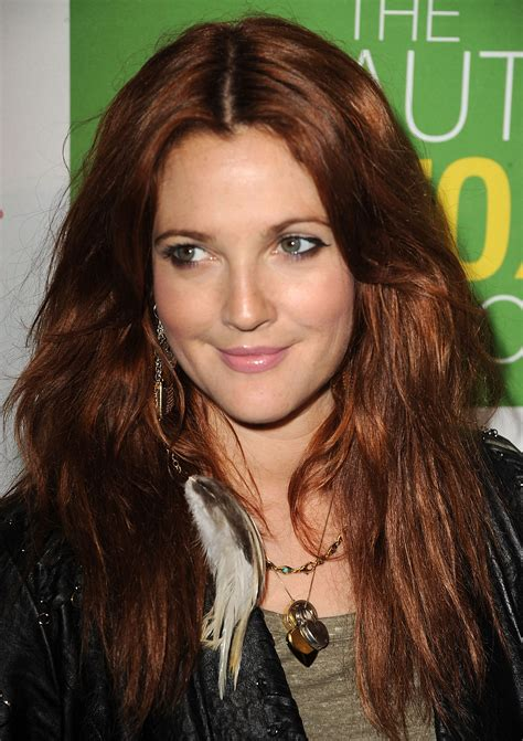 medium auburn hair color hairstyle for women man