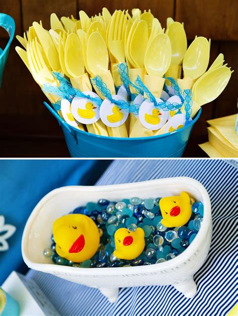rubber duck decorations best 25 ducky baby showers ideas on baby