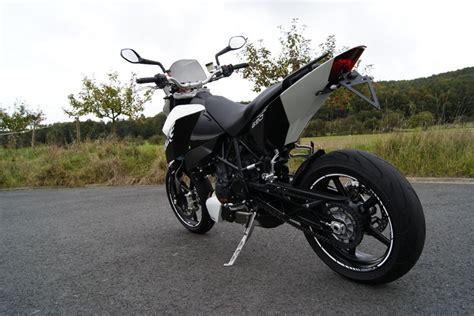 Ktm Motorrad Teile by Kennzeichenhalter Ktm 690 Superduke 09 Motorrad Teile