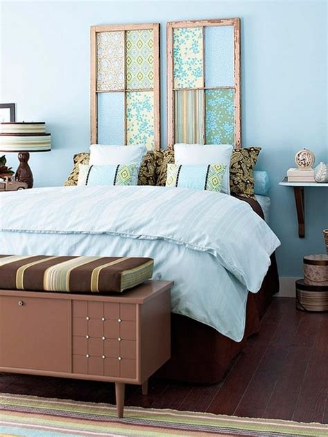 window as headboard top 10 best uses for old windows