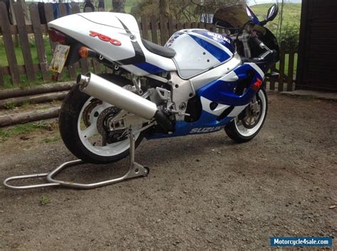 Suzuki Srad 750 For Sale 1999 Suzuki Gsxr 750 X For Sale In United Kingdom