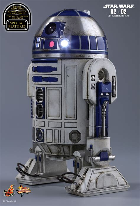 Wars Converge R2 D2 toys debuts wars the awakens r2 d2 figure