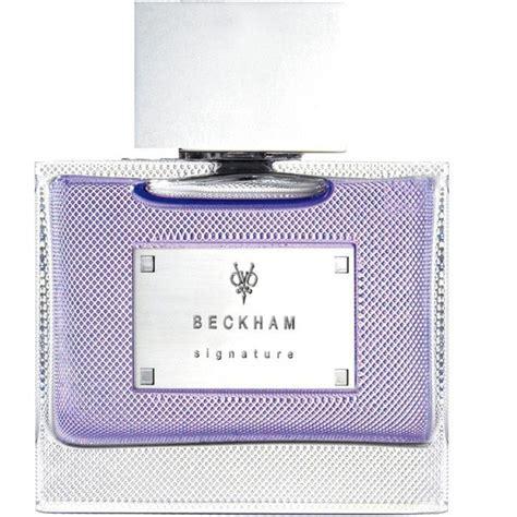 Parfum David Beckham Signature david beckham signature eau de toilette