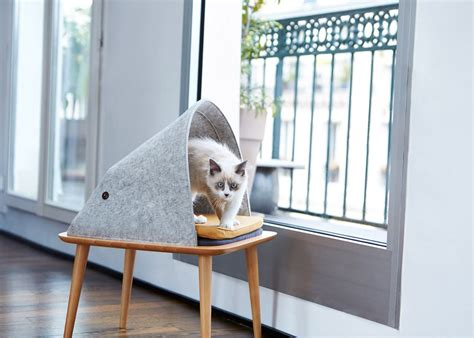 luxury cat beds meyou luxury cat bed review 187 the gadget flow
