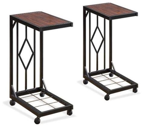 Dinner Tray Tables wood veneer tv dinner tray tables tv