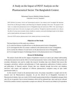 pest analysis template pest analysis template 4 free word pdf documents