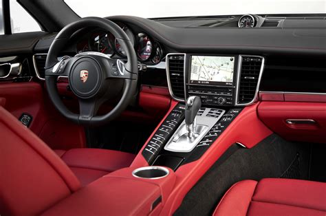 porsche panamera hatchback interior 2014 porsche panamera 4s first test photo gallery motor
