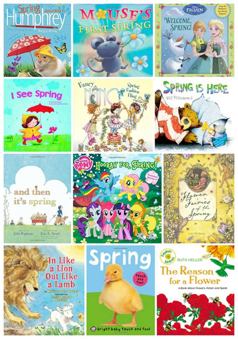 book themes for toddlers 25 amazing spring books for kids natural beach living