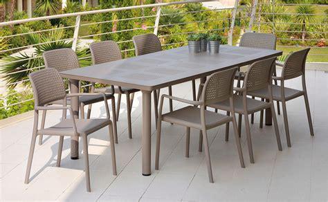 meubles de jardin en aluminium par hornbach luxembourg