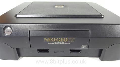 console neo geo neo geo cd snk arcade cd console system 8bitplus
