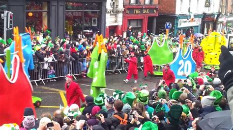 st s day parade dublin ireland live st s day parade in dublin 2013
