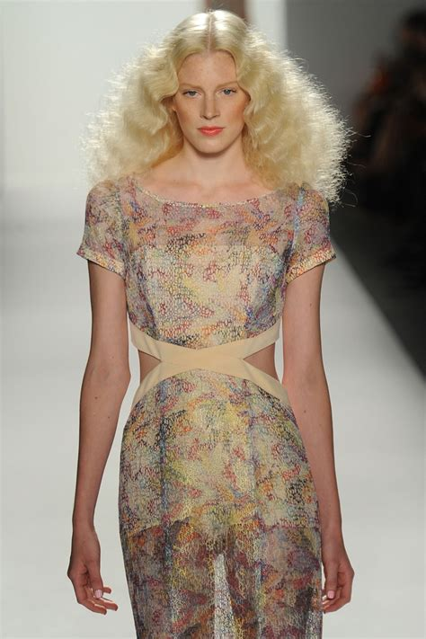 msn spring hair 35 best images about spring 2012 runway trends on