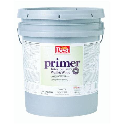 Interior Wood Primer by Best Interior Primer Smalltowndjs