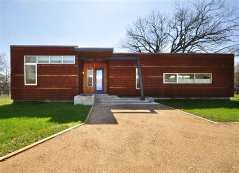 rectangle house 8 modular home designs with modern flair