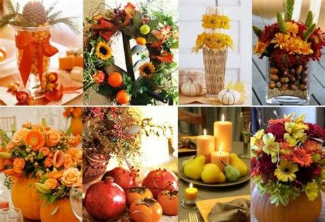fall harvest table decorations holidays - Fall Harvest Table Decorations