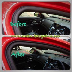 How To Reduce Car Cabin Noise by 3m Car Soundproof Rubber Seal Singapore