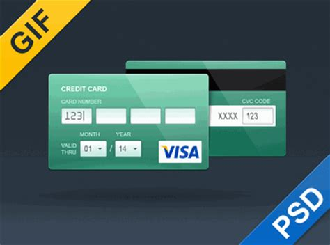 Credit Card Form Html5 Creative Form Input Field Design Exles The Startup Medium