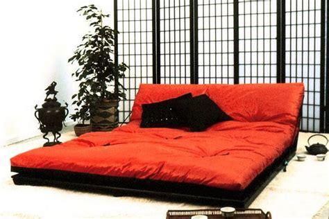 japanisches bettgestell so passen japanischer futon und europ 228 ischer lattenrost