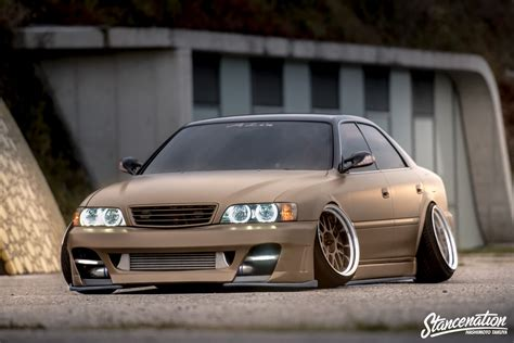 chaser the a car named desire ryo s toyota chaser stancenation form gt function