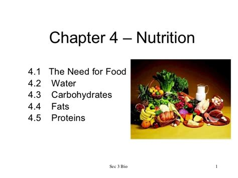 chapter 5 carbohydrates quiz chapter 4 nutrition 2011