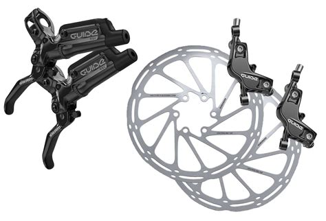 Disc Brake Set 180mm sram rsc disc brake set centerline 180mm intl disc