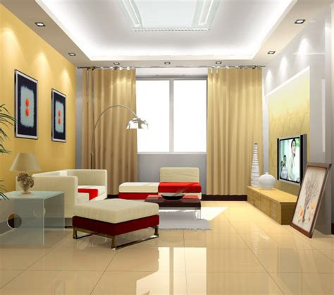 led light in the proper use of home decoration