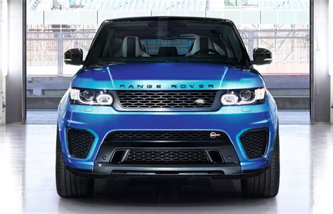 first range rover ever range rover sport svr the fastest land rover ever