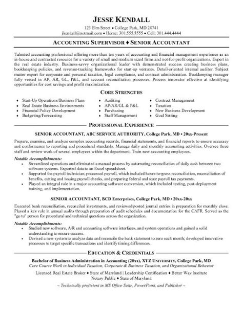 kelley school of business resume template accountant l picture accountant cv exle