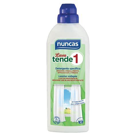 nuncas tende detergente tende delicato nuncas official eshop