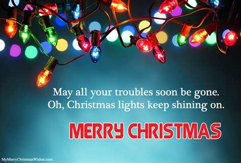 merry christmas lights quotes  sayings  brighten  season