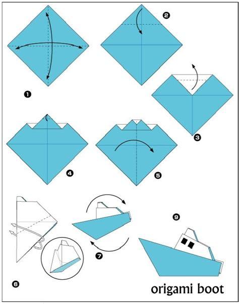 zeilboot voor beginners 17 beste idee 235 n over origami boot op pinterest papieren