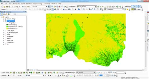 membuat peta html gis membuat peta skoring fungsi kawasan gis dan remote