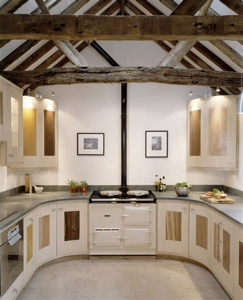 picture of barn kitchen design