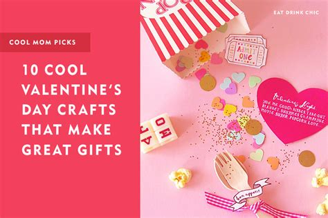 cool valentines gifts 10 easy s day crafts that make cool diy gifts