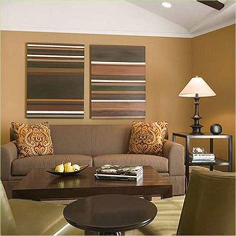 Desain Interior Ruang Tamu Warna Coklat | 65 desain rumah minimalis warna coklat desain rumah