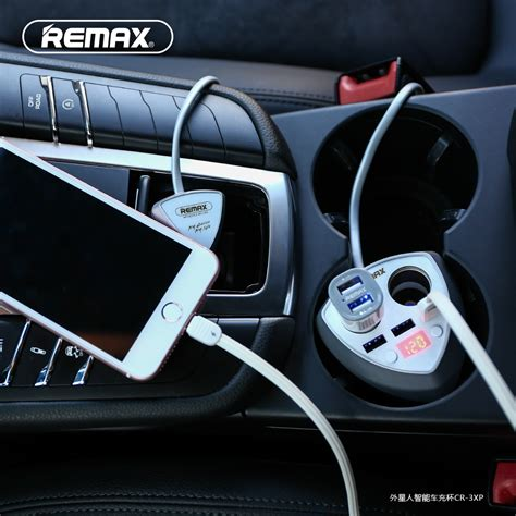 Car Charger Multifungsi remax charger mobil 3 port usb 2 cigarette cr 3xp black yellow jakartanotebook