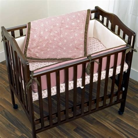 Porta Crib Bedding Set Cocalo Porta Crib Set Contemporary Baby Bedding By Hayneedle